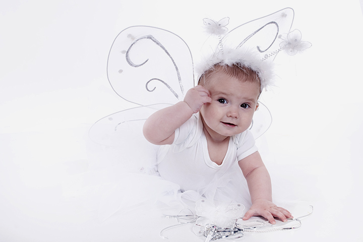 Halloween Costumes For Babies - Fairy Godmother