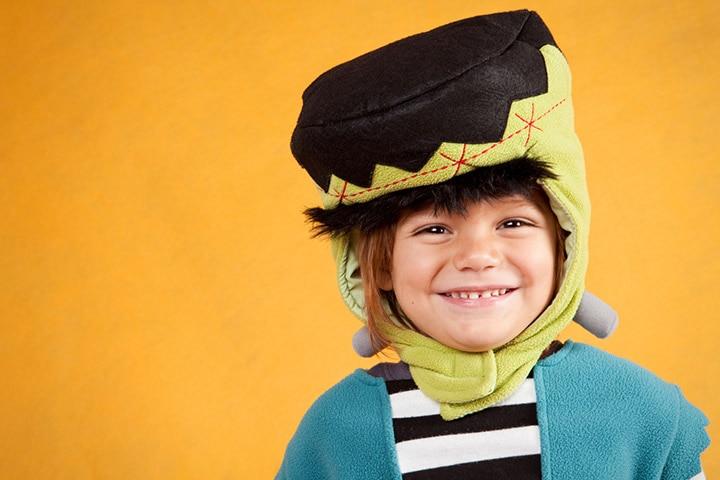 Frankenstein Monster halloween costumes for kids boys Pictures