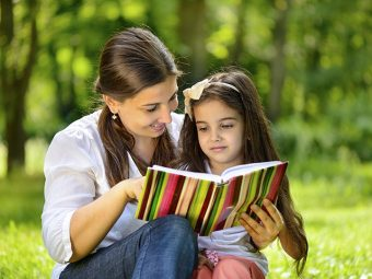 8 Ways To Develop Good Reading Habits In Your Kid