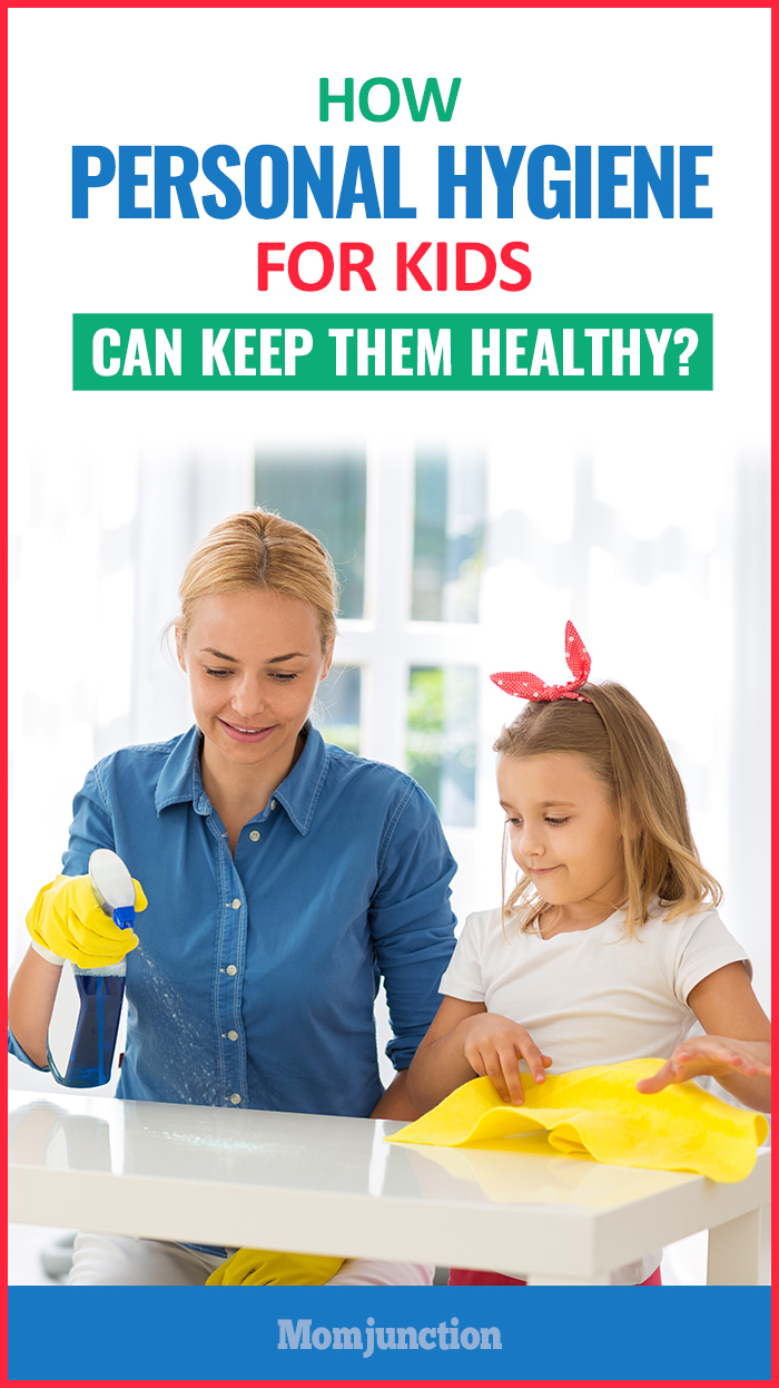 Personal Hygiene For Kids: Tips, Activities And Facts