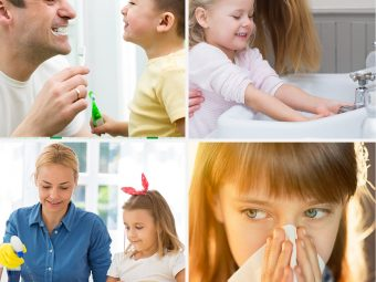 How Personal Hygiene For Kids Can Keep Them Healthy?