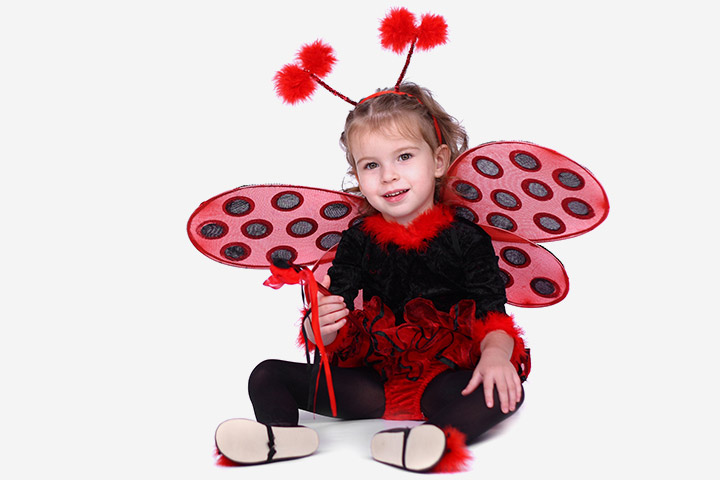 Halloween Costumes For Toddlers - Ladybug