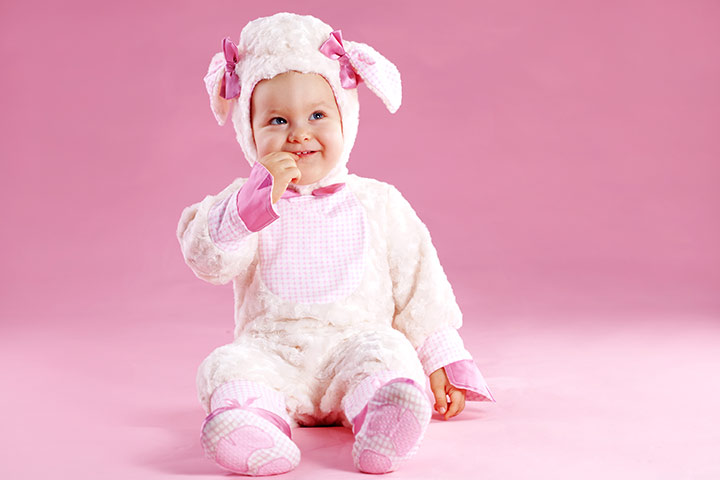 Halloween Costumes For Toddlers - Lamb