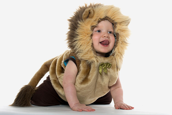 Halloween Costumes For Babies - Lion