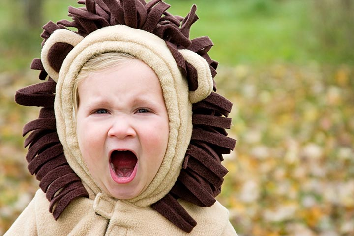 Halloween Costumes For Toddlers - Lion