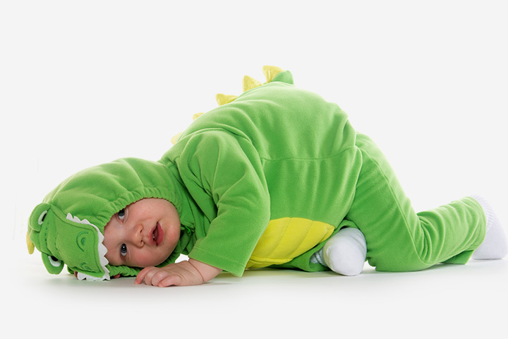 Halloween Costumes For Babies - Lobster