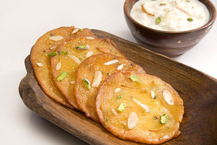 Diwali Sweets Recipes For Children - Malpua