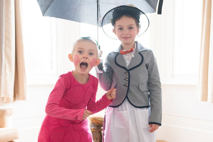 Mary Poppins halloween costumes for kids boys and girls