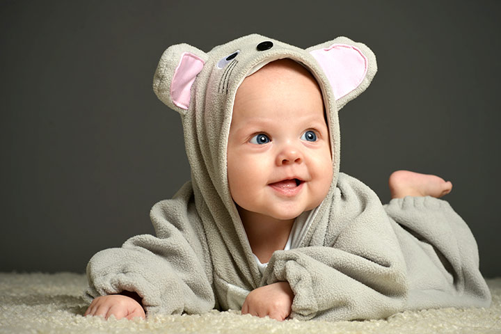 Halloween Costumes For Babies - Mouse Costume