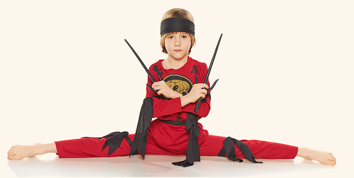 Naruto – The Ninja halloween costumes for children Pictures