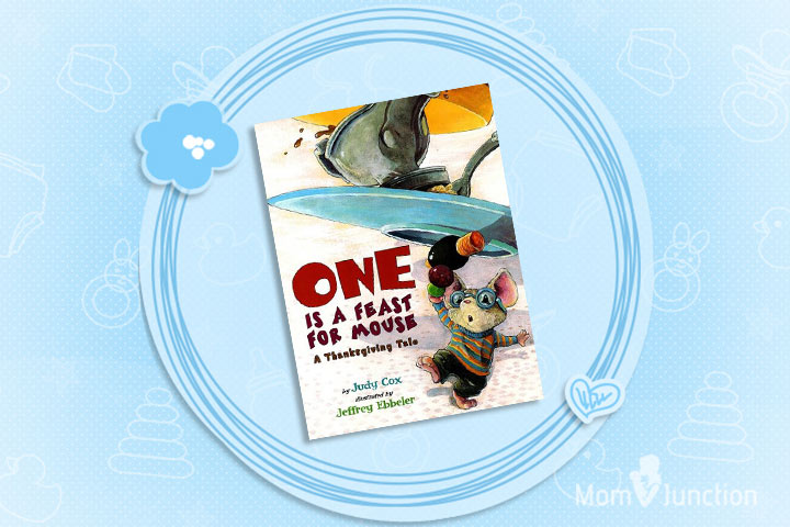 Thanksgiving Books For Preschoolers - One is a Feast for a Mouse A Thanksgiving Tale