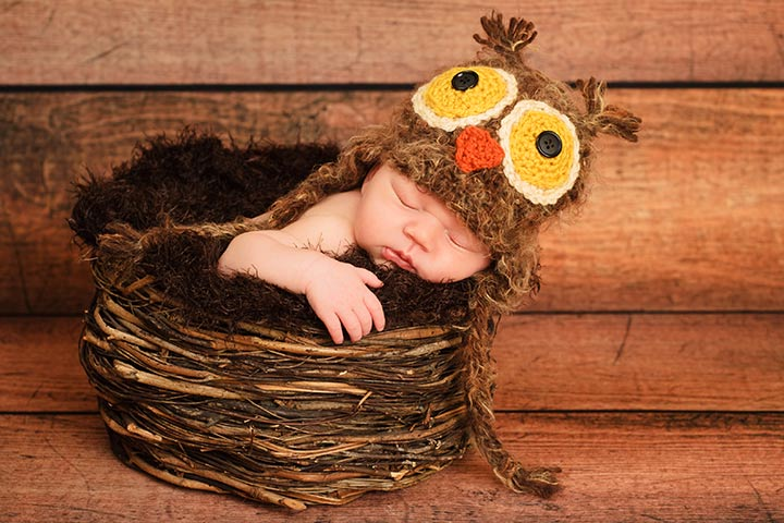 Halloween Costumes For Babies - Owl Costume
