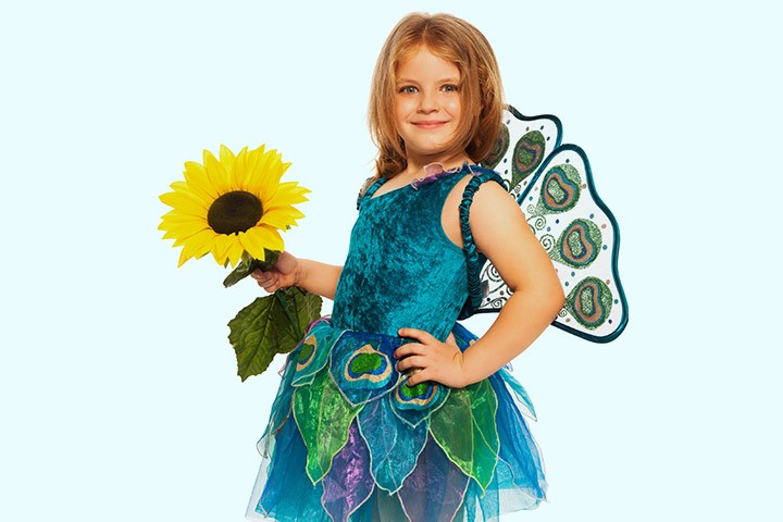 Peacock halloween costumes for kids girls Pictures