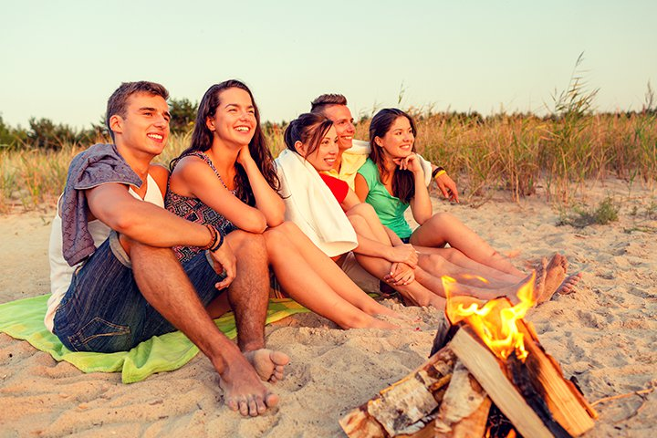 Plan A Bonfire - Friday night activity Pictures