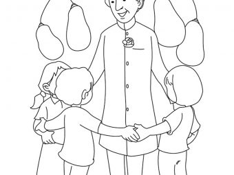 Top 10 Children's Day Coloring Pages Your Toddler Will Love To Color