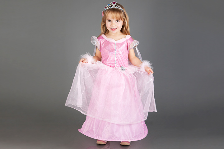 Halloween Costumes For Toddlers - Princess