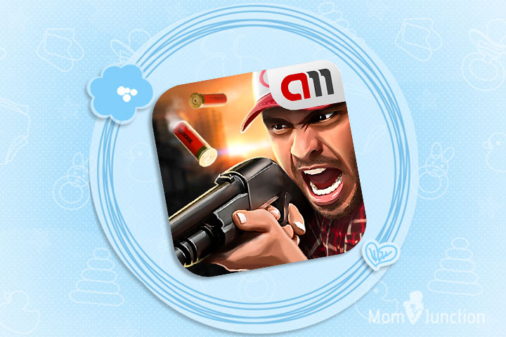 Gun Shooting Game For Kids Pictures- Ruins Escape