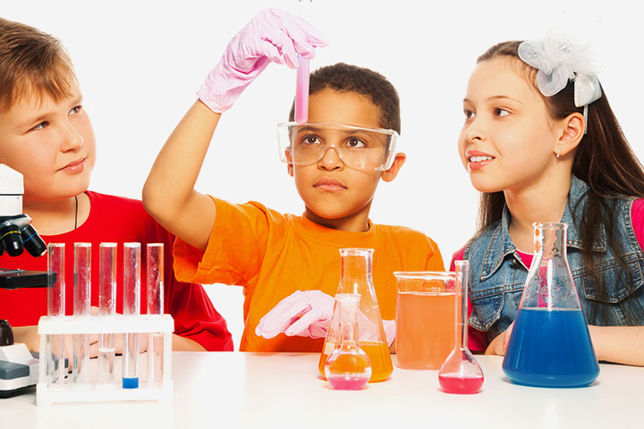 Image result for kids science experiment