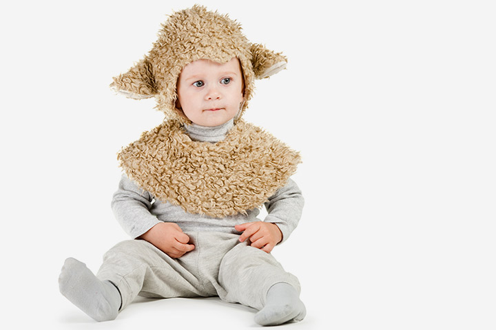 Halloween Costumes For Babies - Sheep