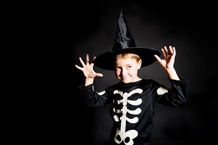 Skeleton - halloween costumes kids Pictures