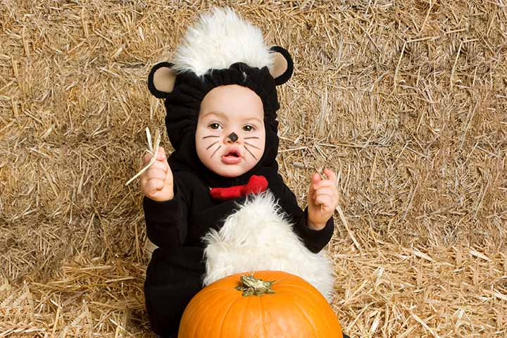 Halloween Costumes For Toddlers - Skunk