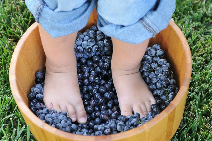Take Them To Grape Stomping