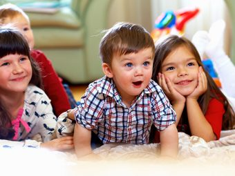 Top 10 Thanksgiving Games For Preschoolers/Toddlers