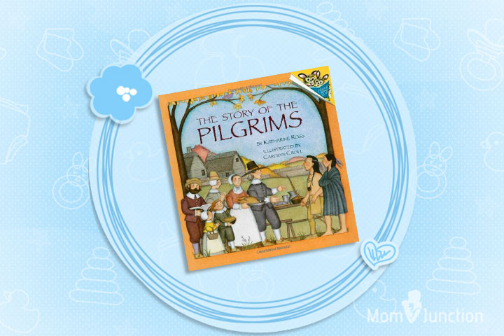 Thanksgiving Books For Preschoolers - The Story of the Pilgrims