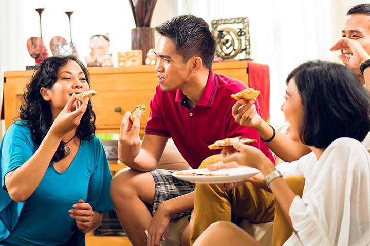 Throw A Pizza Party - Friday night activities Pictures