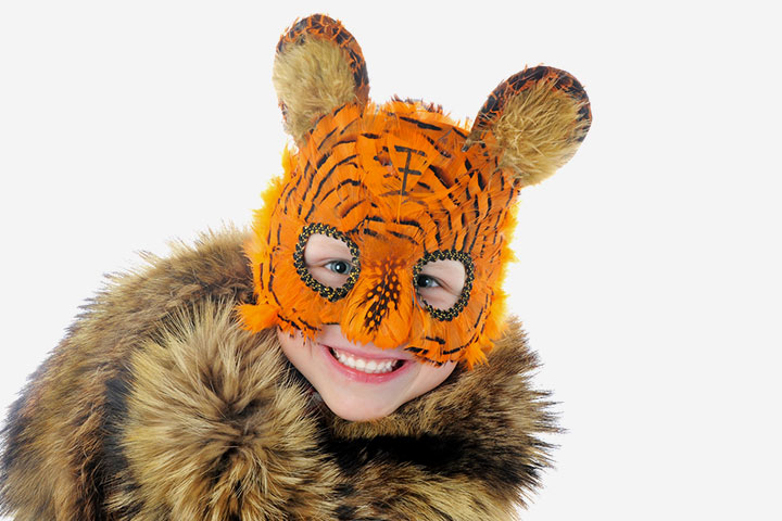 Tiger halloween costume ideas for kids Pictures
