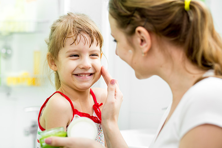 How To Get Fair Skin For Kids