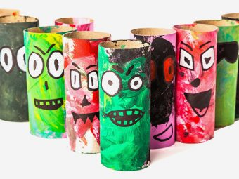 15 Fun And Easy Toilet Paper Roll Crafts For Kids