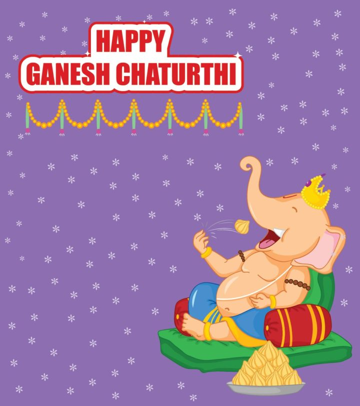 Ganesh Chaturthi For Kids - Games And Activities