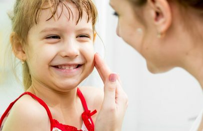 Top 10 Tips To Improve Your Child's Skin Health