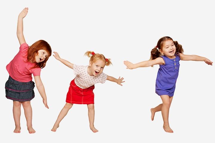Thanksgiving Games For Preschoolers - Turkey Walk