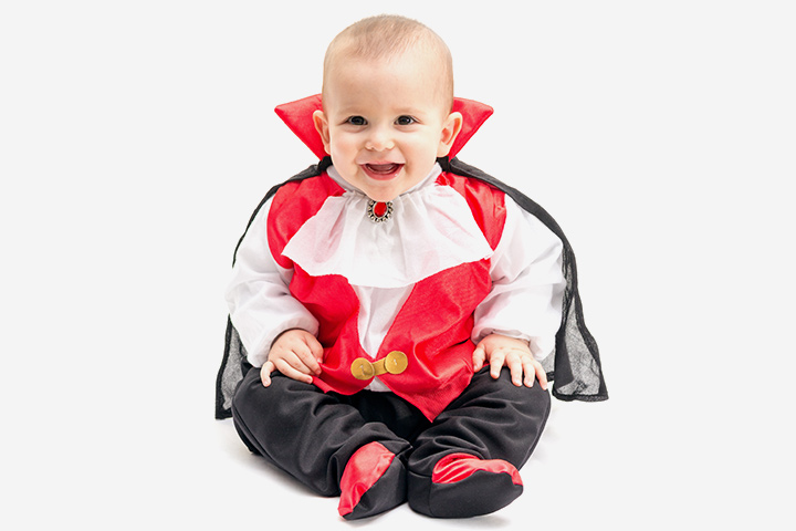 Halloween Costumes For Toddlers - Vampire