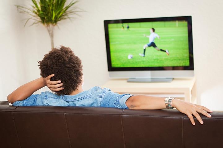 Watching TV programs