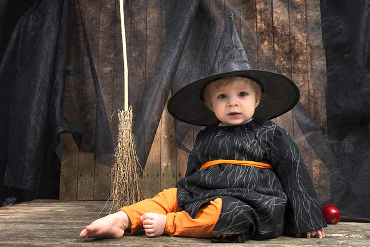 Halloween Costumes For Toddlers - Witch