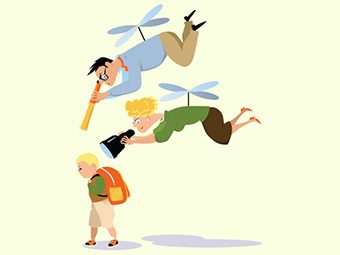 8 Warning Signs Of Helicopter Parenting And 5 Adverse Effects On Your Child