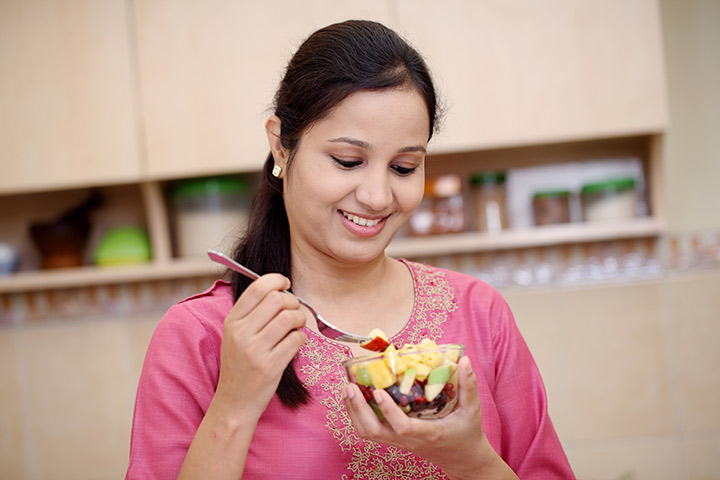 indian diet during pregnancy