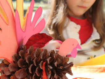 15 Amazing Thanksgiving Crafts For Kids To Make