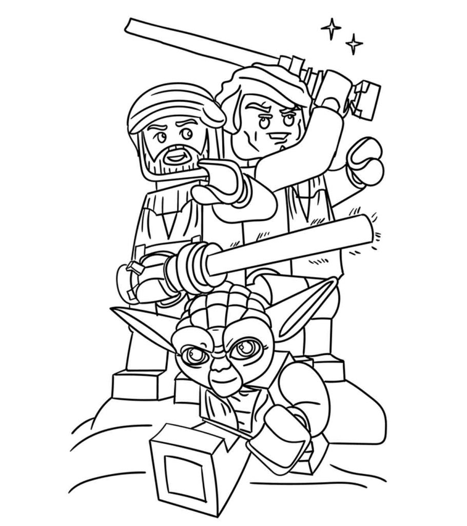 car2go lego coloring pages | 25 Wonderful Lego Movie Coloring Pages For Toddlers