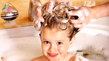 A Natural Hair Care Tips For Kids
