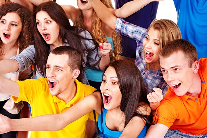 new years eve games for teens - Adverb Charade