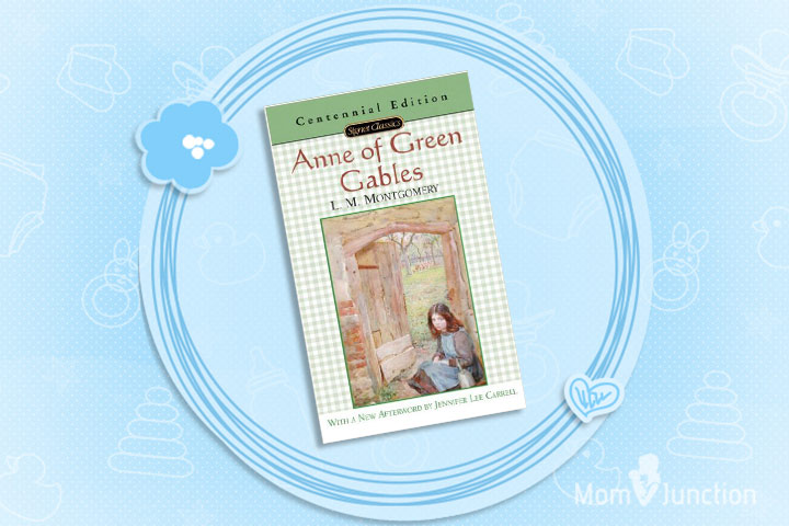 Classic Books For Teens- Anne Of Green Gables