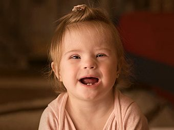 How A Mom's Touch Protects Her Baby With Down Syndrome Is The Sweetest Thing You Will See Today