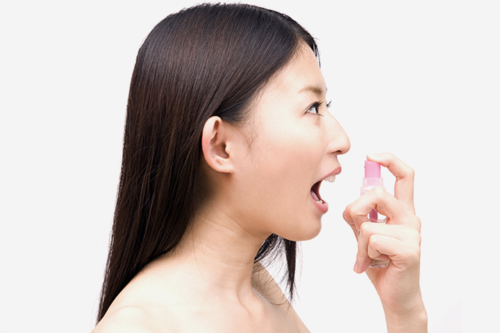 Bad Breath In Teenagers