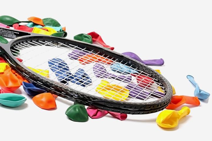 Balloon-Badminton