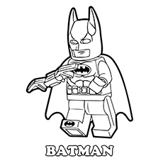 25 wonderful lego movie coloring pages for toddlers - Pictures To Color For Toddlers