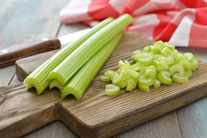 Celery During Pregnancy